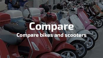 Compare Bikes And Scooters Online
